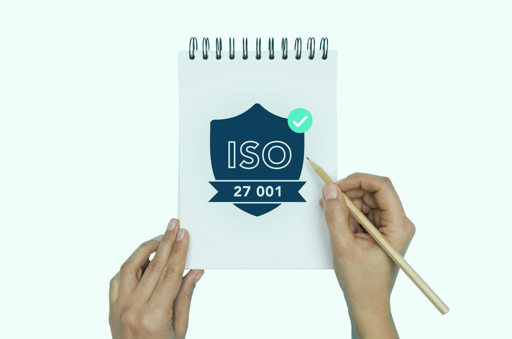 Certifié ISO 27 001